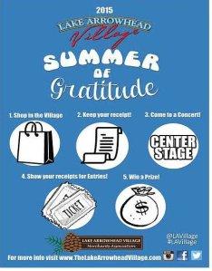 Summer of Gratitude Art