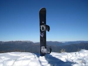 Arrowhead Property Snowboard