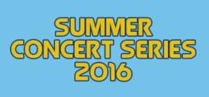 Concert Series Header