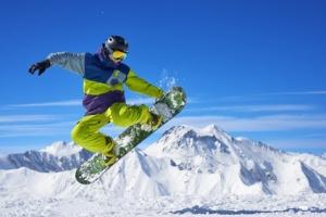 snowboarding Lake Arrowhead area
