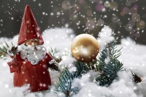 Santa Claus Lake Arrowhead