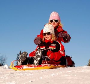 Snow Play Lake Arrowhead Christmas