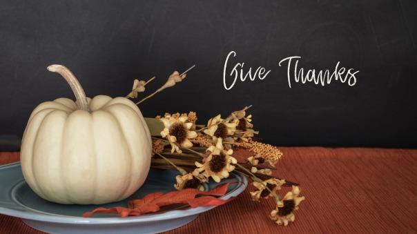 Thanksgiving in Lake Arrowhead
