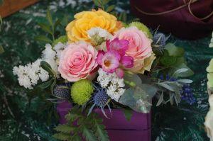 Flowers Bouquet Lake Arrowhead