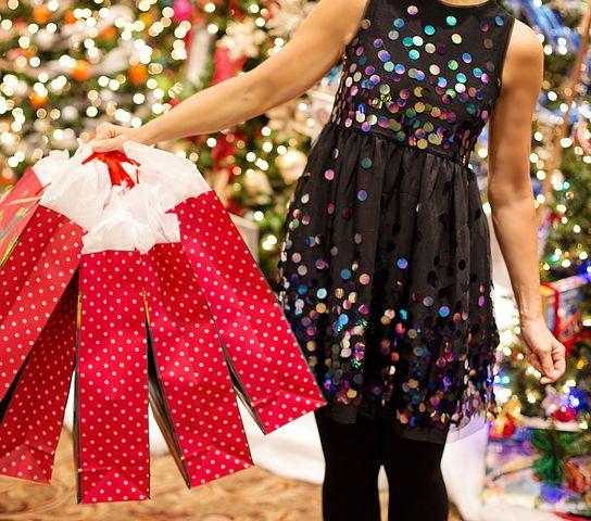 Christmas Shopping Lake Arrowhead