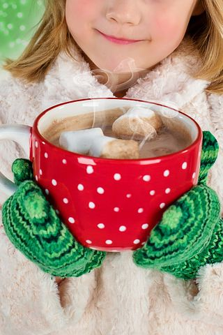 Hot Cocoa Holiday Gift