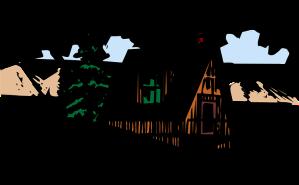 Arrowhead Property Rental Mountain Cabin