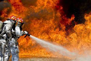 Lake Arrowhead Village Burn to Learn