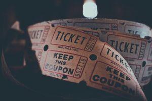 Concert Ticket Lake Arrowhead 2019
