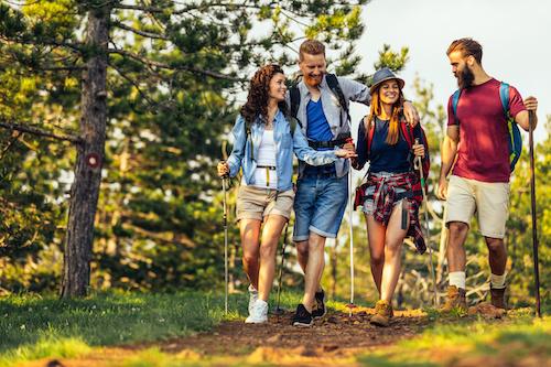Elevation Matters Hiking Lake Arrowhead