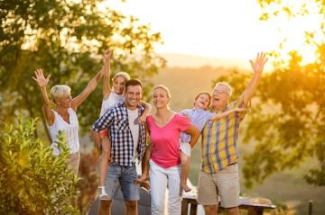 Family Vacation Lake Arrowhead