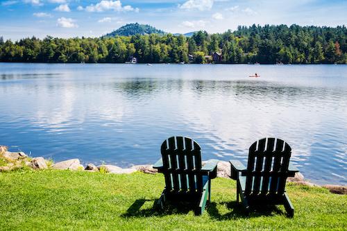 July Lake Arrowhead Vacation