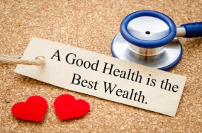 A good health is the best wealth.