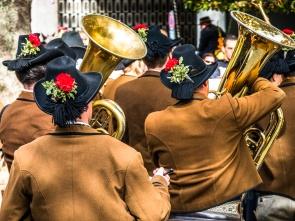 Bavarian Band Back Oktoberfest 2019