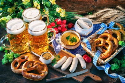 German Food Lake Arrowhead Oktoberfest 2019
