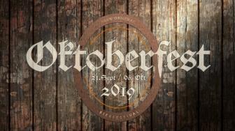 Oktoberfest 2019 Banner Lake Arrowhead