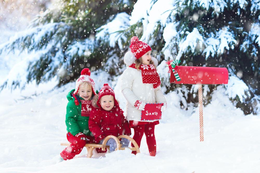 Snow Play Santa's Village